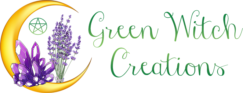 Green Witch Creations - Sedona Psychic Readings logo