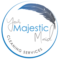 Your Majestic Maid logo