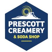 Prescott Creamery & Soda Shop logo