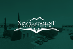 New Testament Baptist Church logo