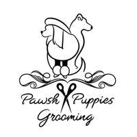 Pawsh Puppies Grooming logo