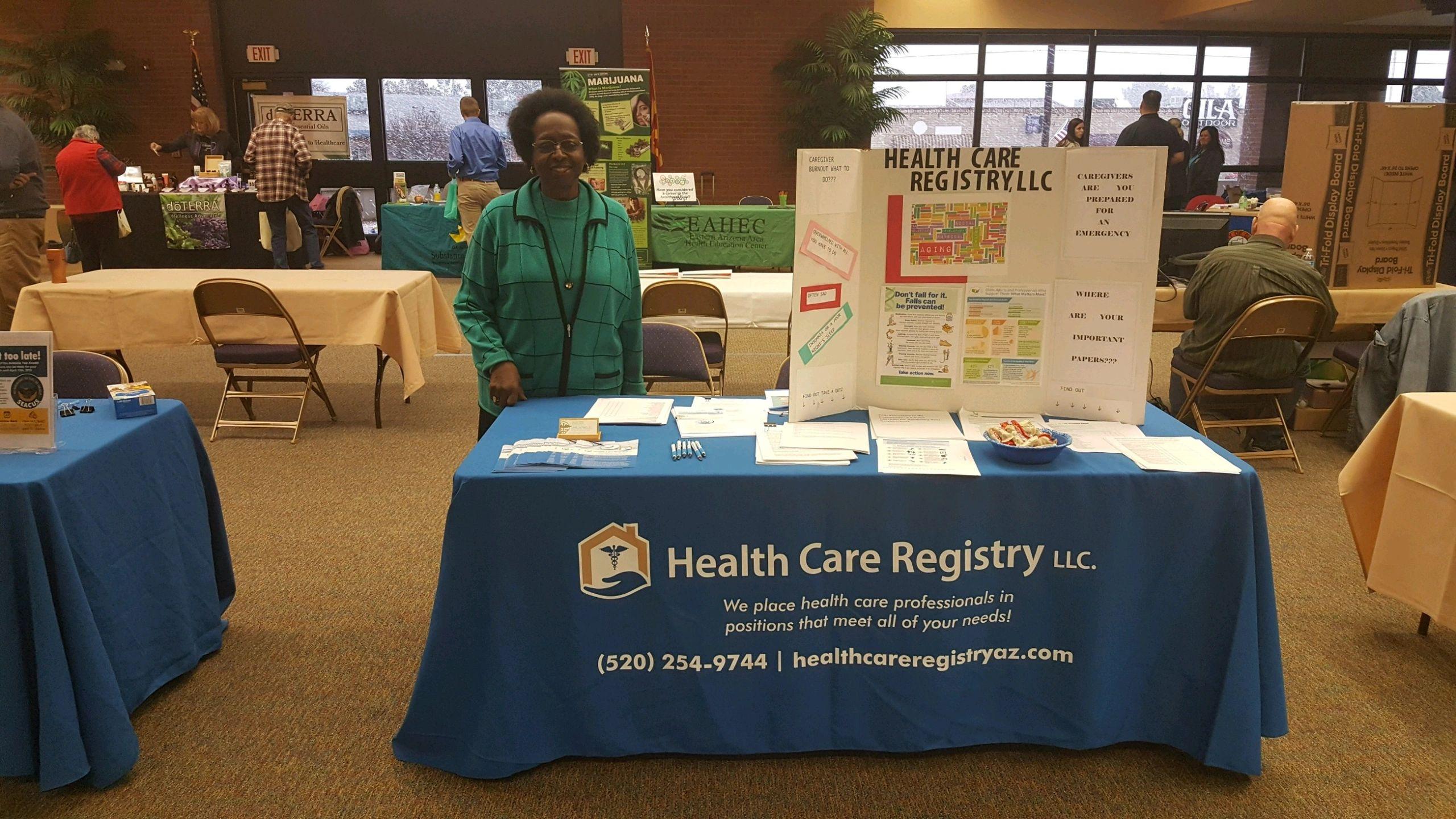 Health Care Registry LLC logo