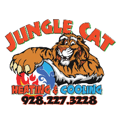 Jungle Cat Heating And Cooling logo
