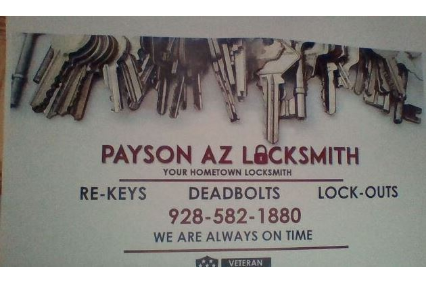 Payson AZ Locksmith logo