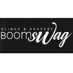 BoomSwag Blinds & Drapery logo