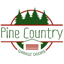 Pine Country Garage Doors logo
