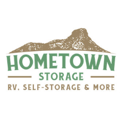 Hometown RV Storage logo