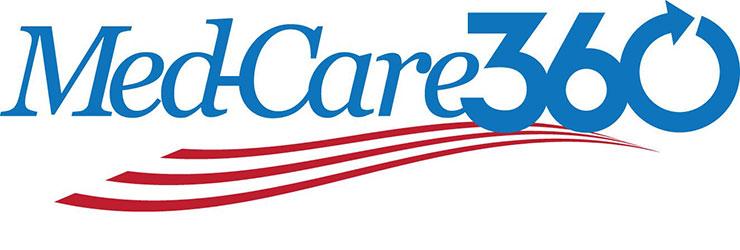 Med Care 360 logo