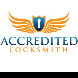 Accredited Locksmith logo