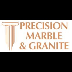 Precision Marble & Granite logo