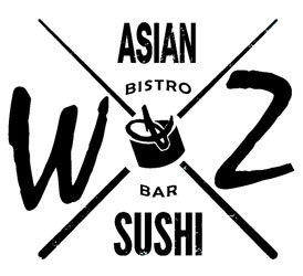 W & Z Asian Bistro & Sushi Bar logo