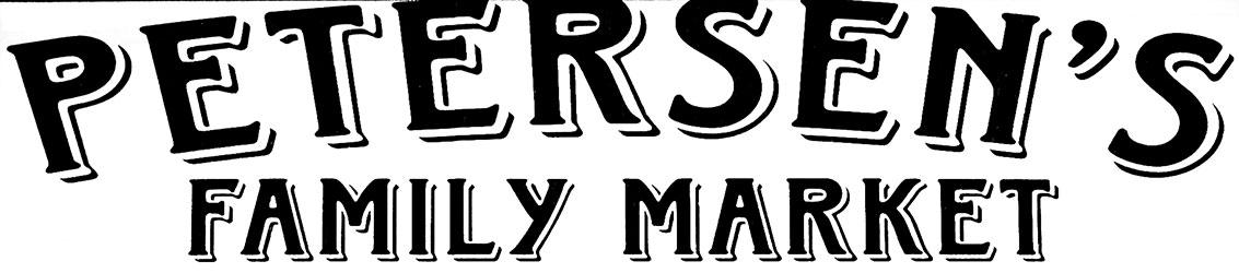 Petersen's Family Market & Cafe logo