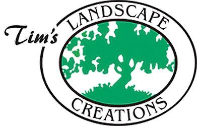 Tim's Landscape Creations logo