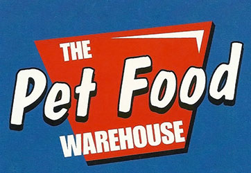 Pet Food Warehouse In Shanty Town logo