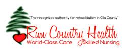 Rim Country Health - Skilled Nursing & Rehabilitation  logo