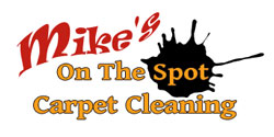 Mike's On The Spot Carpet Cleaning logo