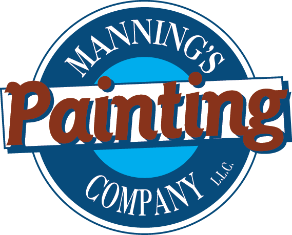 Manning's Painting Company logo