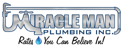 Miracle Man Plumbing Inc logo