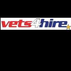 Vets 4 Hire logo
