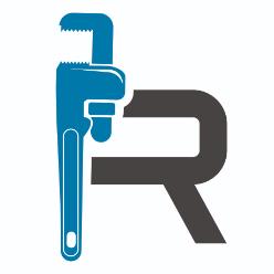 Roger The Plumber logo