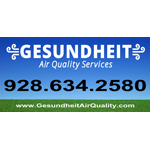 Gesundheit Air Quality Services logo