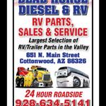 Dead Horse Diesel & RV logo