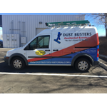 Dust Busters Janitorial Services logo