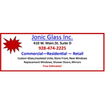 JoNic Glass Inc logo