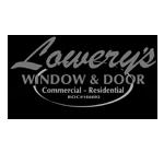 Lowery's Window & Door logo