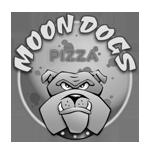 Moon Dog Pizza logo