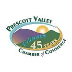 Prescott Valley Chamber Of Commerce logo