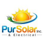 PurSolar & Electrical logo
