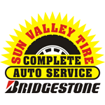 Sun Valley Tire & Auto Service logo