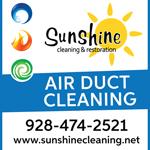 Sunshine Cleaning & Restoration logo