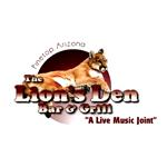 The Lion's Den Bar & Grill logo