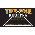 Top One Roofing LLC logo