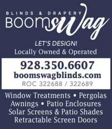 Print Ad of Boomswag Blinds & Drapery