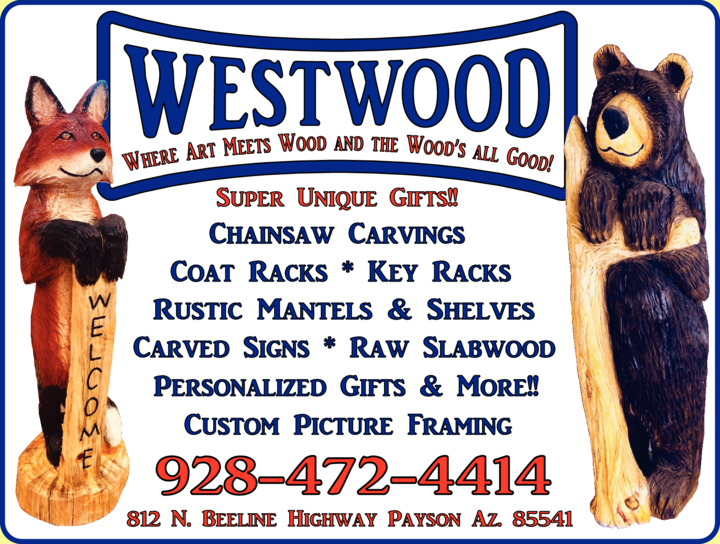 Print Ad of Westwood Products