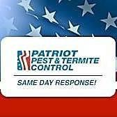 Patriot Pest & Termite Control logo