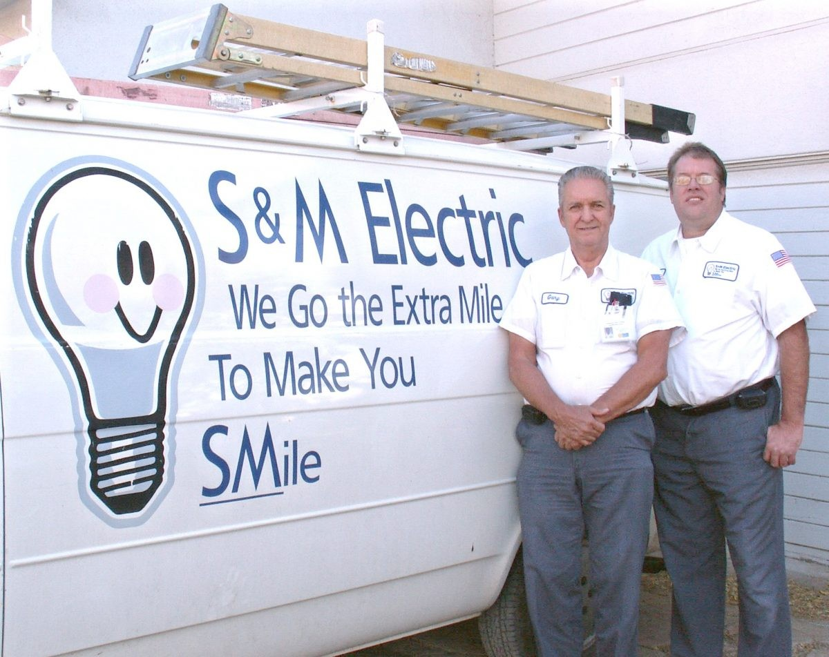 Photo uploaded by S & M Electric Inc