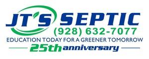 Jt'S Septic logo