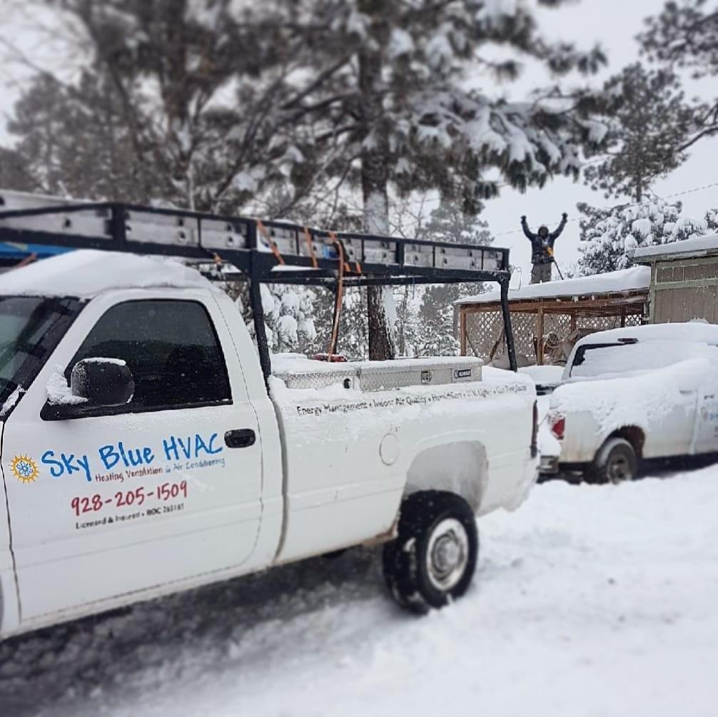 Photo uploaded by Sky Blue Hvac