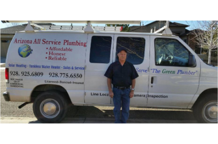 Photo uploaded by Arizona All Service Plumbing Llc