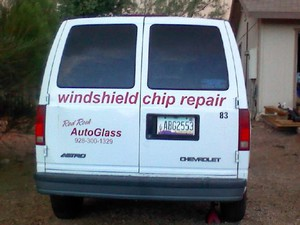 Photo uploaded by Red Rock Auto Glass