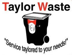 Taylor Waste logo