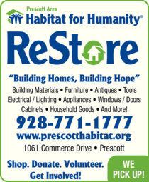 Print Ad of Restore - Habitat For Humanity