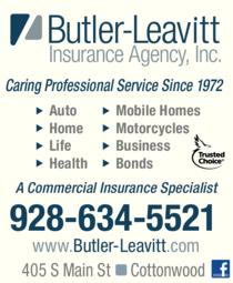 Print Ad of Butler-Leavitt Insurance Agency Inc