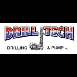 Drill-Tech Inc Well Drilling & Pump logo