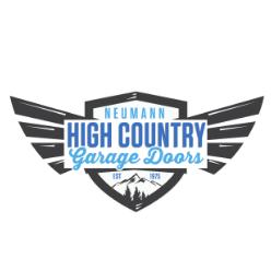 Neumann High Country Doors logo