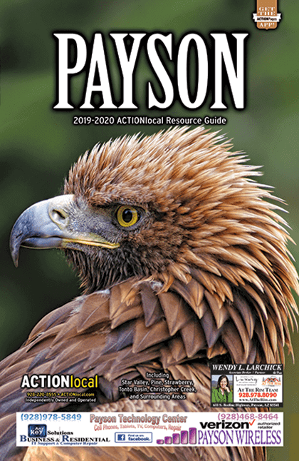 Payson Print Directory Cover